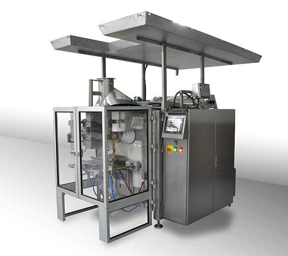 vertical ultrasonic bagging machine for packaging - SONIMAT