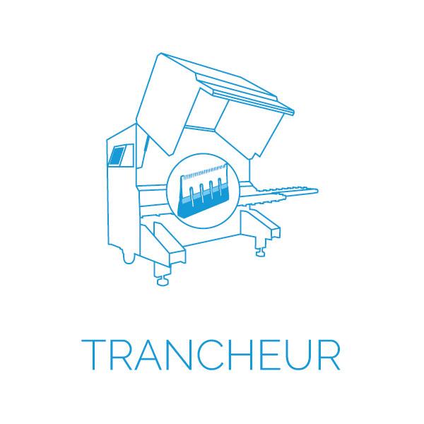 trancheur ultrasons - SONIMAT