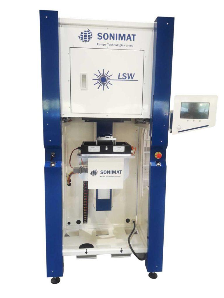 laser plastic welding machines - SONIMAT