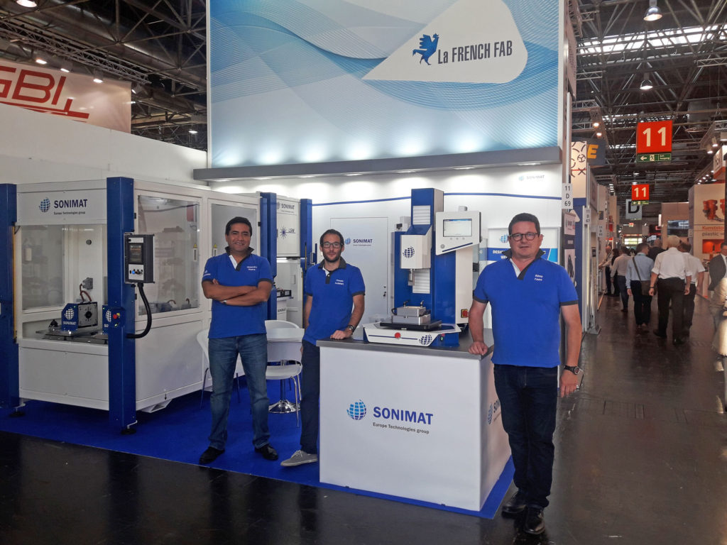 K2019 - Soudure thermoplastique - SONIMAT
