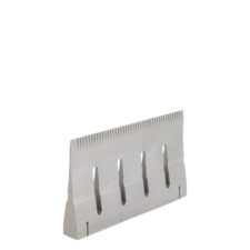 cutting sonotrode - exponantial toothed- SONIMAT
