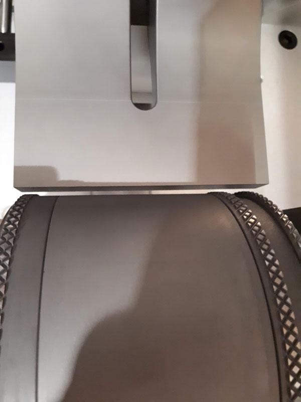 mask non-woven ultrasonic welding module
